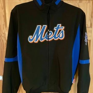 NEW YORK METS MLB AUTHENTIC MAJESTIC - JACKET